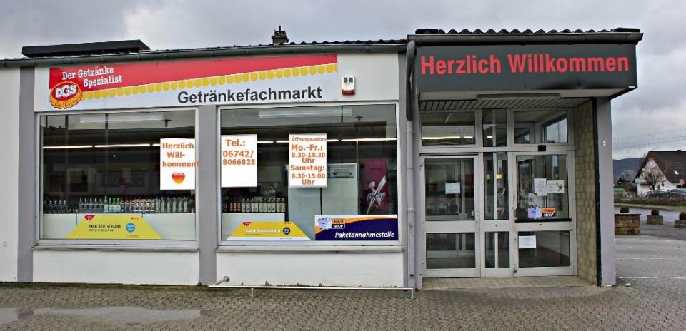 DGS Markt Bad Salzig | ABC Getränke